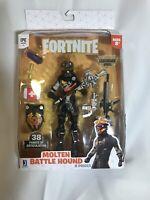 Jazwares Epic Games Fortnite Legendary Series MOLTEN BATTLE HOUND Figure - NEW!!