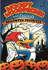 Woody Woodpecker and Friends: Halloween Favorites (DVD, 2014) Animated