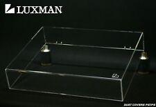 Couvercle de Platine pour LUXMAN  PD -264, 262  Stofkap Cover  Capot