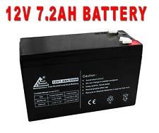 12V 7.2AH Replacement UPS Battery for APC Back-UPS ES 550VA