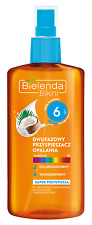 BIELENDA SUPER SUNTAN ACCELERATOR DOUBLE-PHASE SPF6,UVA,UVB + COCONUT OIL 150ml