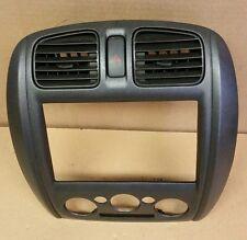 01-03 Mazda Protege Heater Radio Dash Bezel Trim Surround Panel Vents