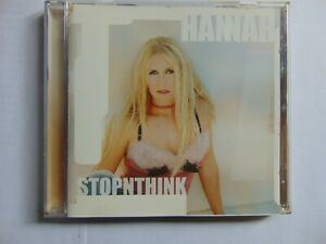 Hannah - Stop N Think - CD single - FREE POST