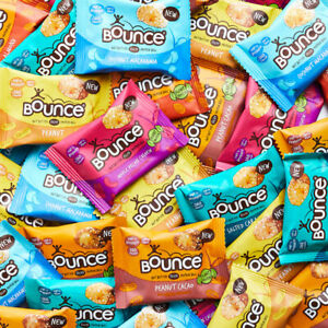 Bounce Nut Butter Filled Protein Balls Pack of 12