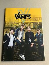 More details for the vamps official concert tour programme 2016 wake up world new