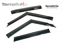 Terrafirma Wind Deflector Kit Land Rover Discovery 1 (set of 4) - Front & Rear