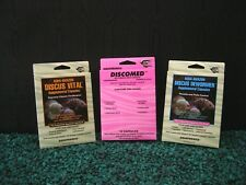 DISCUS OSCARS ANGELS WILD FISH COMPLETE MEDICATION SUPPLEMENT TREATMENT KIT