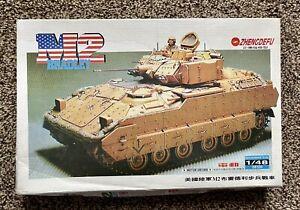 Zhengdefu 1:48 scale M2 Bradley; DF520