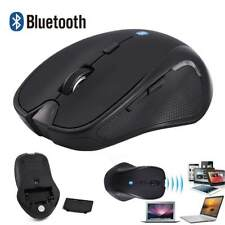Bluetooth 3.0 Wireless Optical Mouse Mice 1600CPI for Laptop Tablet PC Macbook
