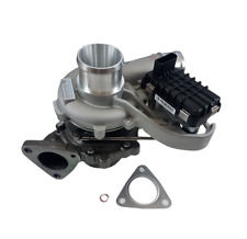 NEU Turbolader Citroen Peugeot Fiat 2.2 HDi 110Kw 9802446680 + Dichtungssatz