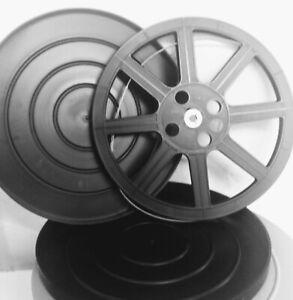 1 Bobina Film super 8 diametro 31cm