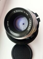 Exc! Zeiss Biotar 2/58 Cine Lens Arri Pl-mount Arriflex Ursa F3 F5 Red One Alexa