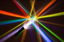 10pcs 2x1.7cm RGB X-Cube Defective Optical Glass Prism Light Research Science