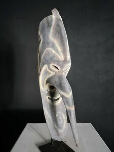 "Old Mosquito ""Parak"" Mask, Kairiru Island, Middle Sepik, Papua New Guinea, PNG"