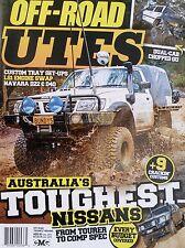 Off Road Utes Magazine - Australia's Toughest Nissans - 20% Bulk Discount