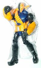 "DC Universe DEATHSTROKE 4"" Figure Slade Comics Unlimited Gotham City Showdown"