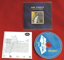 DIRE STRAITS Sultans Of Swing 1998 PROMO CD TOP! rare w. PROMO SHEET Cardsleeve
