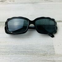 Fendi Black Plastic Sunglasses FS5142 5616 001 135 Sunglasses Made in Italy