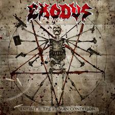 "Exodus : Exhibit B: The Human Condition VINYL 12"" Album 2 discs (2019)"