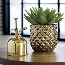 Brand New Chic and Artistic Brass Plant Mister/Spray