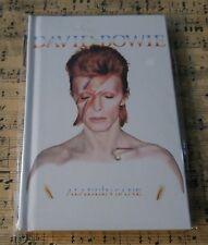 "David Bowie Aladdin Sane 100 Page 4""x5.5"" Notebook Brand New Sealed"