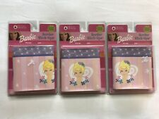Barbie Boarder Stick Ups Removeable Wall Paper Trim 2002 Girls Bedroom 3 Packs
