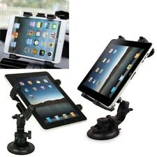 "Windscreen 360 Rotate Car Suction Mount Holder 7"" To 11"" For Tablet iPad Samsung"