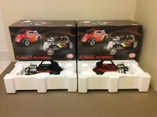 ACME/GMP 1:18 Two Flamed Altrered's, Serial # the Same, (#0006) (Tom's Garage)