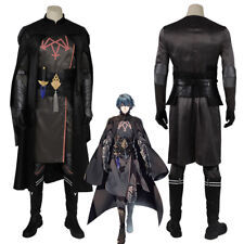Byleth Costume Cosplay Suit Fire Emblem Three Houses Male