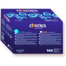 Preservativos control adapta Nature 144 UDS