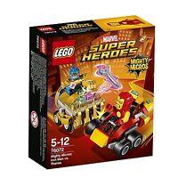 LEGO Marvel Super Heroes 76072 Mighty Micros: Iron Man verses Thanos NEUHEIT 17/