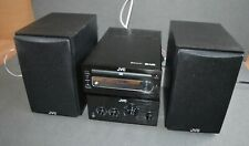 More details for jvc ux-d750 dab hi_fi wireless traditional cd radio audio system black