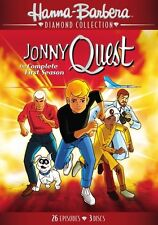 Jonny Quest: The Complete First Season (DVD,2004)
