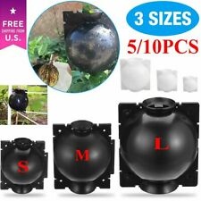 5 10 Reusable Plant Rooting Grow Box High Pressure Propagation Ball Layering Pod