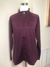Women's Puma Full Zip Knit Jacket, Xl, Potent Purple - New