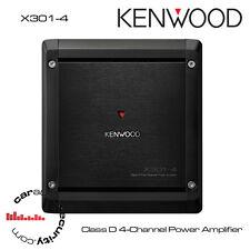 KENWOOD x301-4 - CLASSE D 4-Amplificatore di potenza del Canale, Amplificatore Altoparlante bridgable