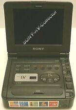 SONY GV-D900 MiniDV Mini DV Player Recorder Video Walkman VCR Deck EX > GV-D1000