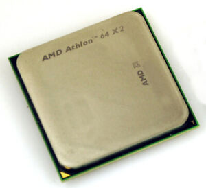 AMD Athlon X2 4850B ADH485BIAA5DO Dual Core CPU 2.5GHz 1MB Brisbane Sockel AM2