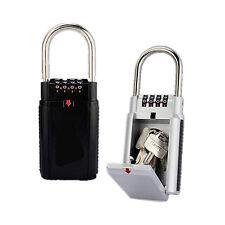 Metal Mechanical Password Door Lock Key Storage Box Key Steel Security Cabinet