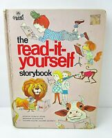 Golden Book The Read-it-Yourself Storybook 1971 Hardcover   B3
