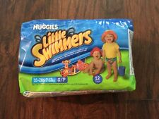Huggies Little Swimmers Disposable Swim Pants 12 Count Tigger & Nemo