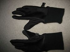 Seirus Innovation Child Junior M All Weather Windproof Weatherproof Gloves Black