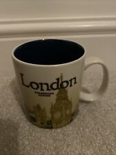 Starbucks London City Mug Collectable Excellent