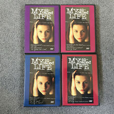 My So-Called Life Series 4 Dvd Lot of Volumes 2 - 5 (Dvd, 2002) Claire Danes