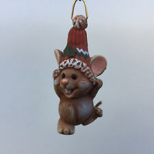 Hallmark Keepsake Ornament - Merry Mouse | 1985 QX403-2