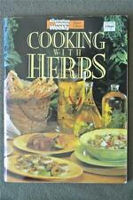 WOMENS WEEKLY~ Cooking with Herbs~ Original AWW Delicious Tasty Family Recipes.
