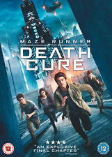 Maze Runner - The Death Cure (DVD) Dylan O'Brien, Kaya Scodelario