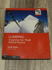 Clyde Soles Climbing For Peak Performance