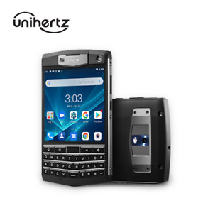 Unihertz Titan 6GB + 128GB Robust QWERTY-Smartphone Android 9.0 Entsperrt