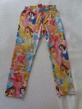 Pantaloni leggins da bambina principesse Disney